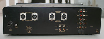 Woodham Preamp Backside